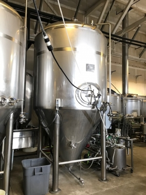 3 available - Used BSV 40 bbl conical Fermenters