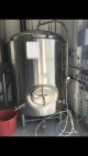 Used BSV 20bbl / 610 Gal Jacketed Brite Tank